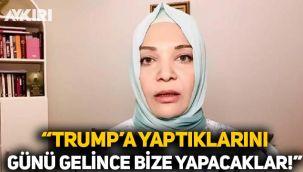 Pelikancı Hilal Kaplan'ın Twitter endişesi