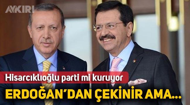 Rifat Hisarcıklıoğlu parti mi kuruyor!