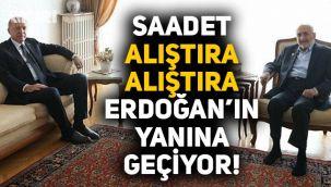 Saadet Partisi, ittifaka geçmek için zaman kolluyor! Oğuzhan Asiltürk'ten yeni açıklama
