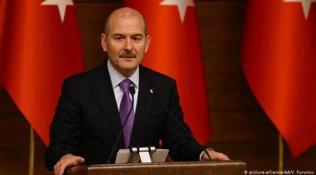 """Süleyman Soylu: """"Devletimize karşı bir başka tezgahla karşı karşıyayız"""""""
