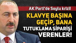 Süleyman Soylu'nun adalete isyan ettiği Tweet'e Adalet Bakanı Abdülhamit Gül'den çok sert tepki geldi