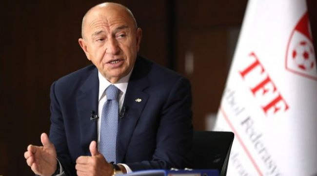 TFF Başkanı Nihat Özdemir, yabancı oyuncu sayısının 16'ya çıkarıldığını açıkladı