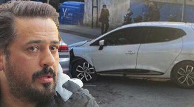 Ünlü oyuncu ve şarkıcı Emre Altuğ trafik kazası yaptı!