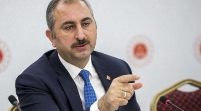 """Abdulhamit Gül: """"Bu anayasa değil, bu 'ama' yasa olmuş"""""""
