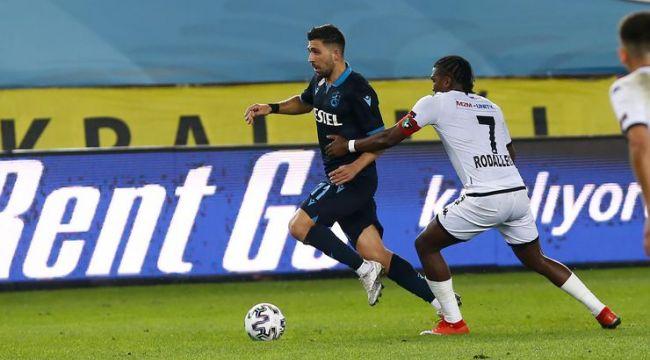 Abdullah Avcı yönetimindeki Trabzonspor tırmanışa devam ediyor: Trabzonspor 1-0 Yukatel Denizlispor
