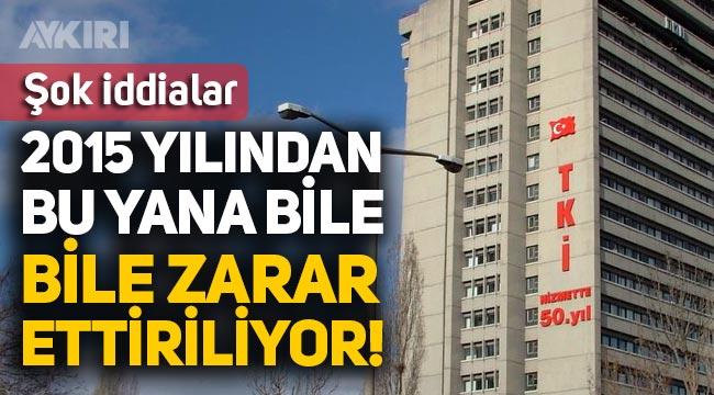 """Ahmet Akın: """"Türkiye Kömür işletmeleri 2015 yılından bu yana bile bile zarar ettiriliyor"""""""
