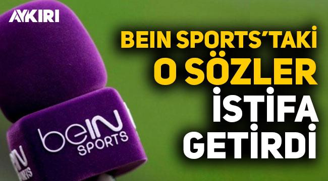 BeIN Sports spikeri Nazlı Canyurt, Sergen Yalçın hakkında söyledikleri nedeniyle istifa etti!