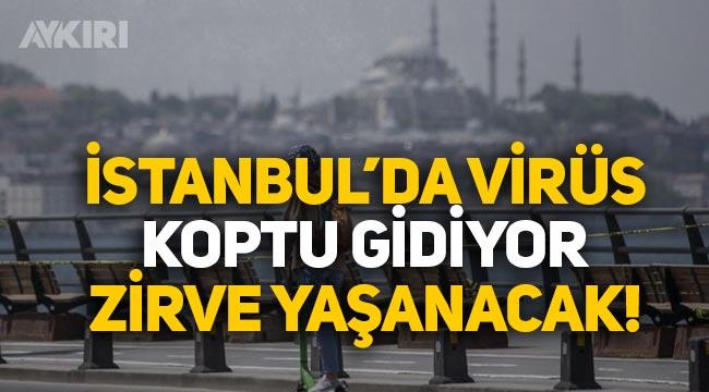 """Bilim Kurulu üyesi: """"İstanbul koptu gidiyor, Koronada zirve yaşanacak"""""""