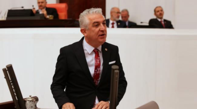 CHP Denizli Milletvekili Haşim Teoman Sancar, partisinden istifa etti