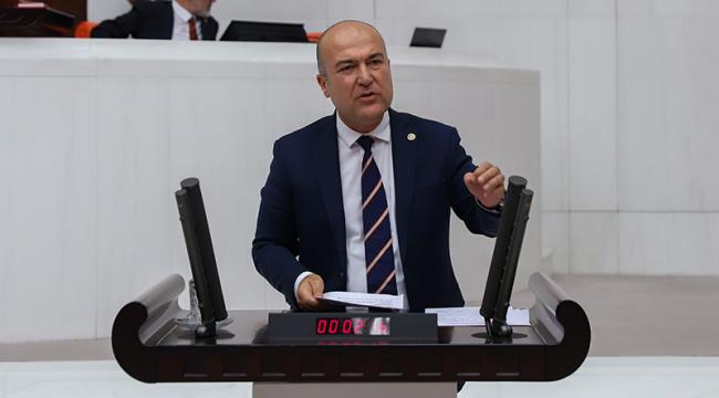 CHP'li vekil Murat Bakan'dan Gara isyanı: Neden hiçbir şey yapmadınız bunun hesabını verin