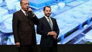 Davutoğlu'ndan, Erdoğan'a Berat Albayrak tepkisi: