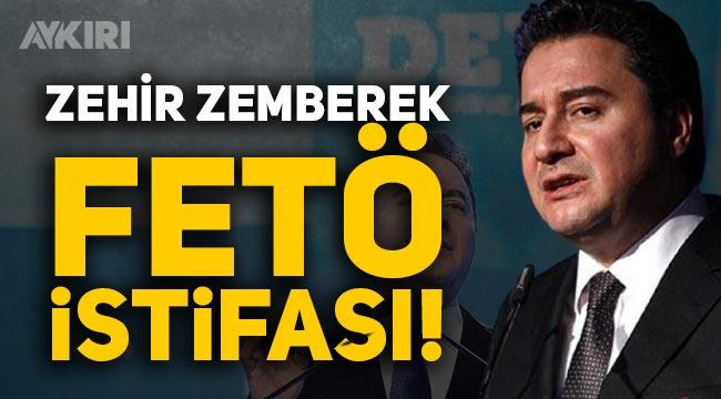 DEVA Partisi'nde FETÖ istifası