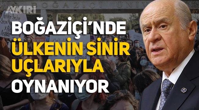 """Devlet Bahçeli: """"Türkiye'nin böyle evlatları yoktur"""""""