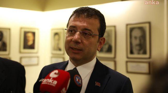Ekrem İmamoğlu, İBB Meclisi'nin 8 kararını veto etti