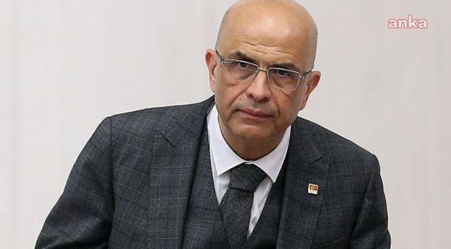 Enis Berberoğlu: Meclis'in kapısına sehpa kurup asacaklar mı?