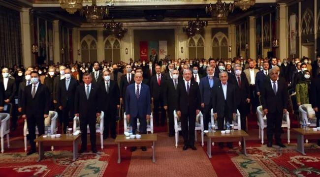 Erbakan'ı anma töreni 9 partiyi bir araya getirdi