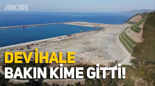 Filyos Limanı ihalesini kim aldı