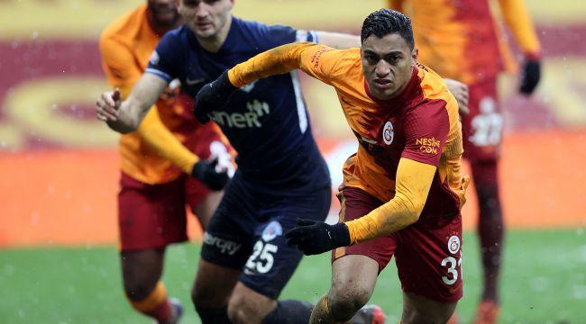 Galatasaray seriye 'devam' dedi, averaj farkıyla liderliği aldı: 2-1