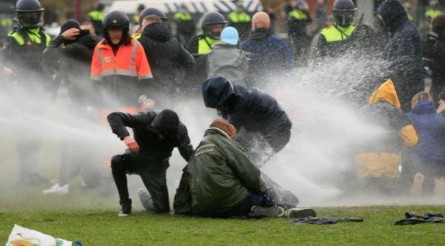 Hollanda yargısı, sokağa çıkma yasağının kaldırılmasına hükmetti!