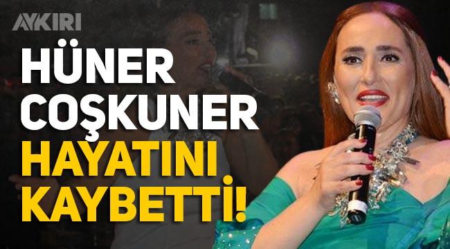 Hüner Coşkuner 57 yaşında hayatını kaybetti, Hüner Coşkuner'in ölüm nedeni