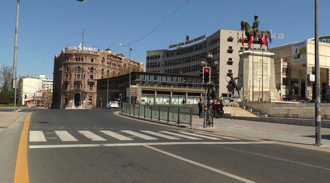 İçişleri Bakanlığı, sokağa çıkma yasağının bilançosunu açıkladı