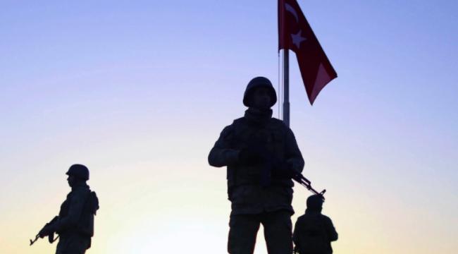 Irak'ın kuzeyinde iki askerimiz şehit düştü