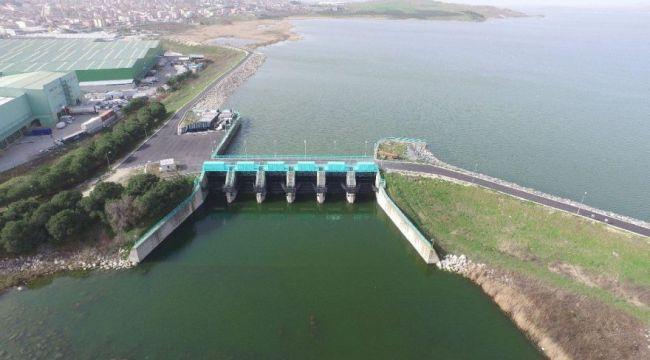 İstanbul'da barajların doluluk oranı açıklandı
