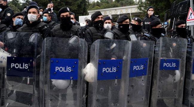 İstanbul ve Ankara'da yaşanan Boğaziçi protestolarında 228 gözaltı