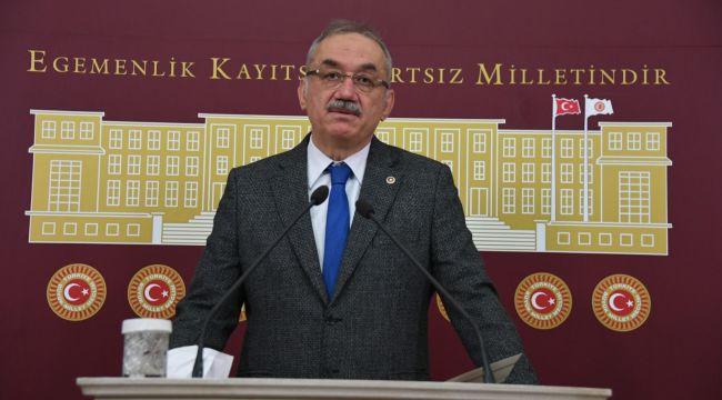 """İYİ Partili İsmail Tatlıoğlu: """"Aşı programı ve takviminde tutarsızlıklar var"""""""