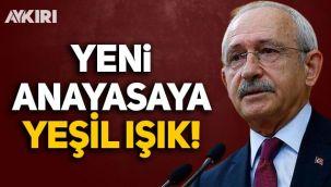 Kılıçdaroğlu, Erdoğan'ın yeni anayasa açıklamasına yanıt verdi!