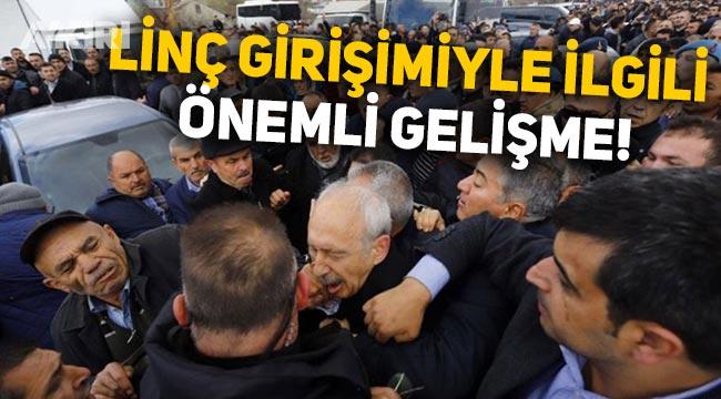 Kılıçdaroğlu'na linç girişimiyle ilgili 21 kişi hakkında daha soruşturma başlatıldı