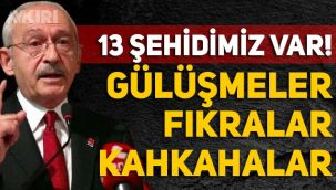 Kılıçdaroğlu, Şehit annesinin AK Parti kongresine bağlanmasına ve Erdoğan'ın gülmesine çok sert tepki gösterdi