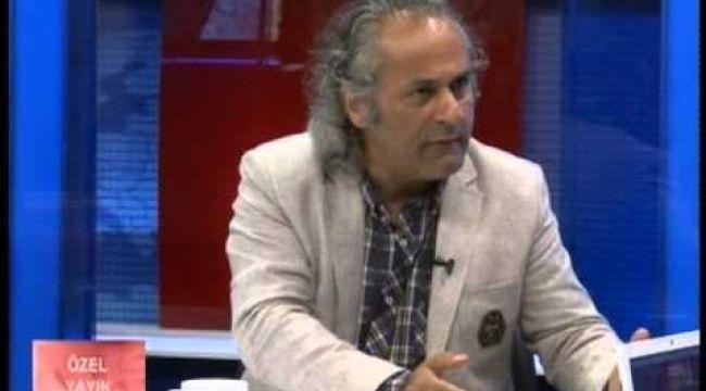 KRT programcısı Osman Güdü saldırıya uğradı