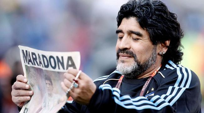 Maradona'nın ölümü ile ilgili çarpıcı iddia
