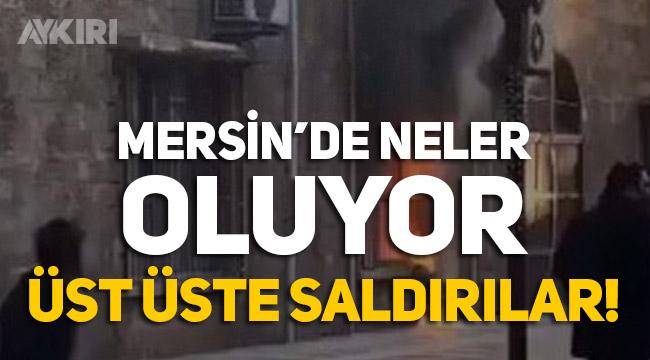 Mersin'de neler oluyor? Mersin Büyükşehir Belediyesi'nden açıklama