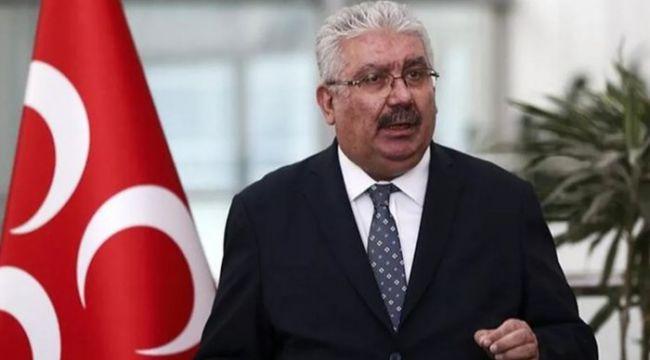 MHP'li Yalçın'dan Twitter çağrısı: Bütün ülke yönetimlerini ortak hareket etmeye davet ediyoruz