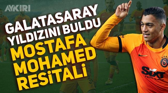 Mostafa Mohamed nasıl oynadı, Mostafa Mohamed'in Fenerbahçe performansı