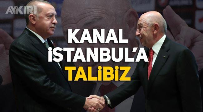 Nihat Özdemir, Limak Holding'in Kanal İstanbul ihalesini almak istediklerini söyledi