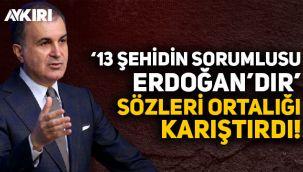 Ömer Çelik'ten, Kemal Kılıçdaroğlu'nun