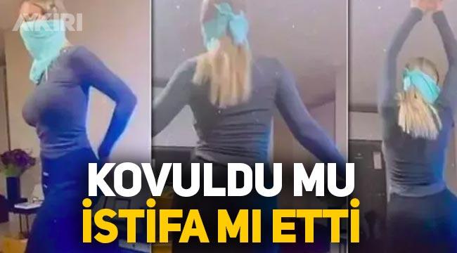Oryantal dansından dolayı HaberTürk'ten ayrılan Hande Sarıoğlu'ndan açıklama