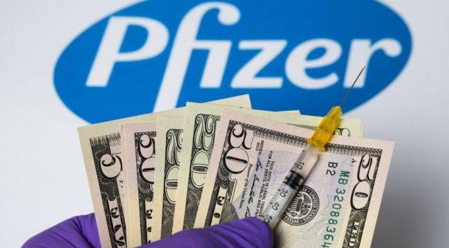Pfizer, 2021'de koronavirüs aşısından 15 milyar dolar gelir bekliyor