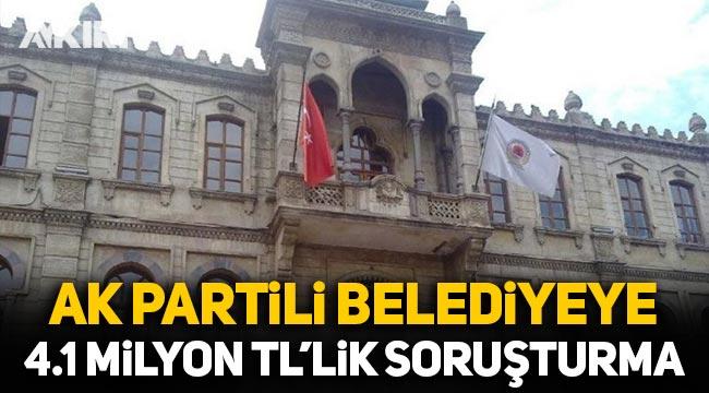 Samsun Büyükşehir Belediyesi'ne 4.1 milyonluk kamu zararı soruşturması!