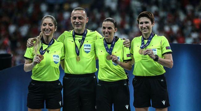 Süper Lig'te kadın hakem dönemi
