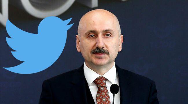 Ulaştırma Bakanı: Twitter kim oluyor ya