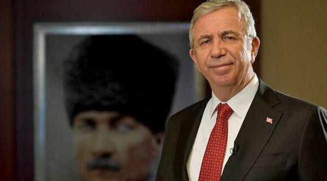 ABB'den 'Mansur Yavaş'ın makam aracı' iddialarına yanıt!