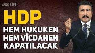 AK Parti'den HDP'nin kapatılması açıklaması: