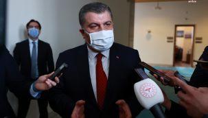 AK Parti kongrelerine ilişkin konuşan bakan Koca: