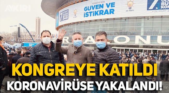 AK Parti kongresinin bilançosu artıyor: Bir belediye başkanı daha koronavirüse yakalandı