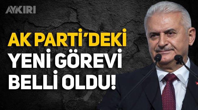 AK Parti'nin yeni Genel Başkanvekilleri Binali Yıldırım ve Numan Kurtulmuş oldu!