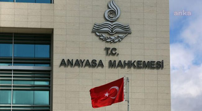 Anayasa Mahkemesi, HDP'nin kapatılma iddianamesini Yargıtay'a iade etti